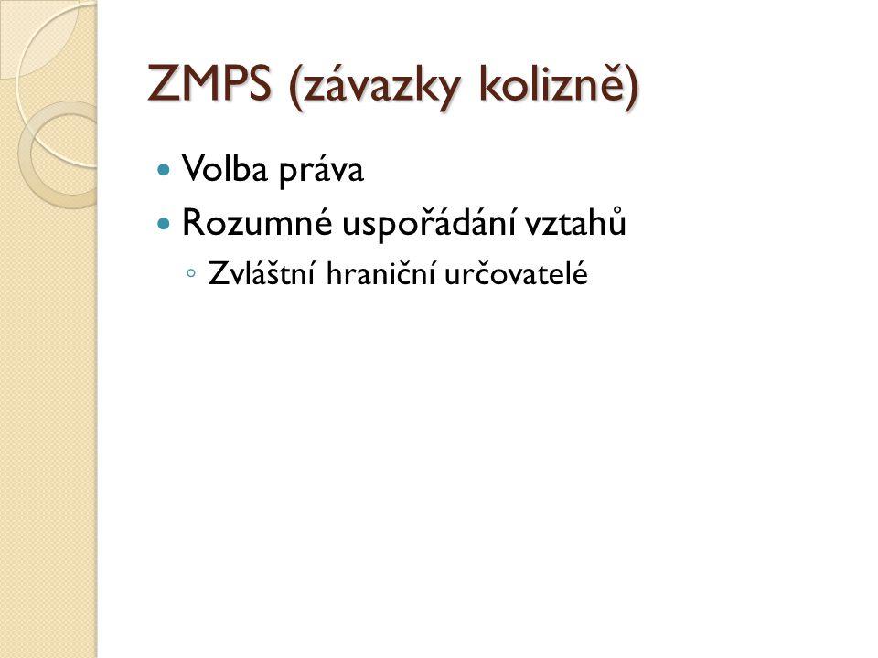 ZMPS (závazky kolizně)
