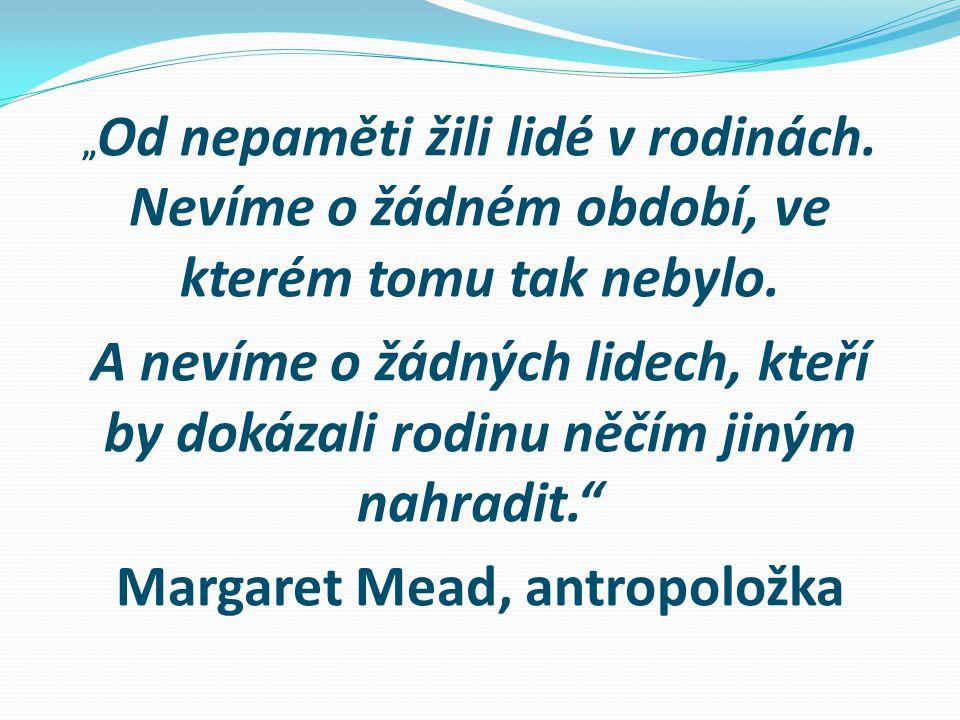 Margaret Mead, antropoložka