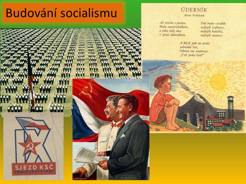 Budování socialismu