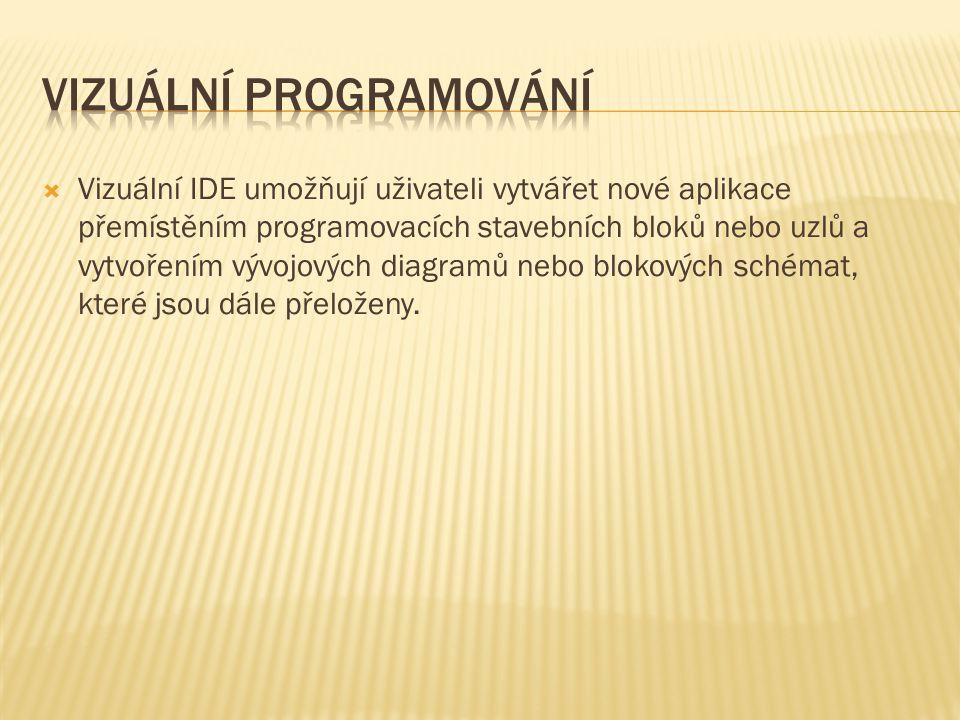 Vizuální programování