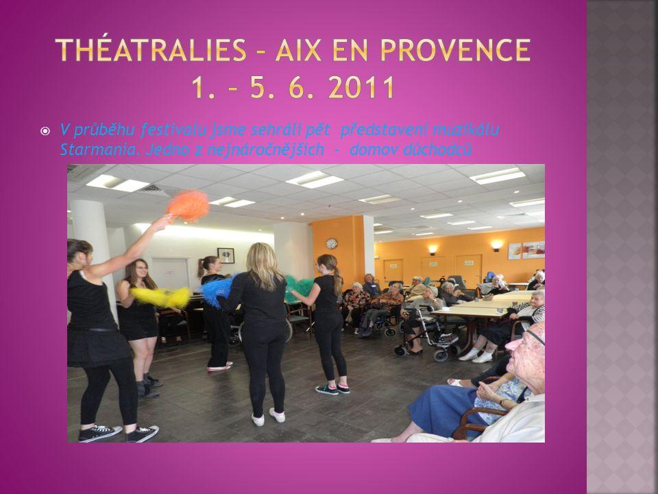 Théatralies – Aix en Provence 1. – 5. 6. 2011