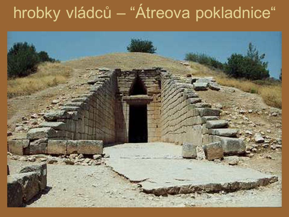 hrobky vládců – Átreova pokladnice