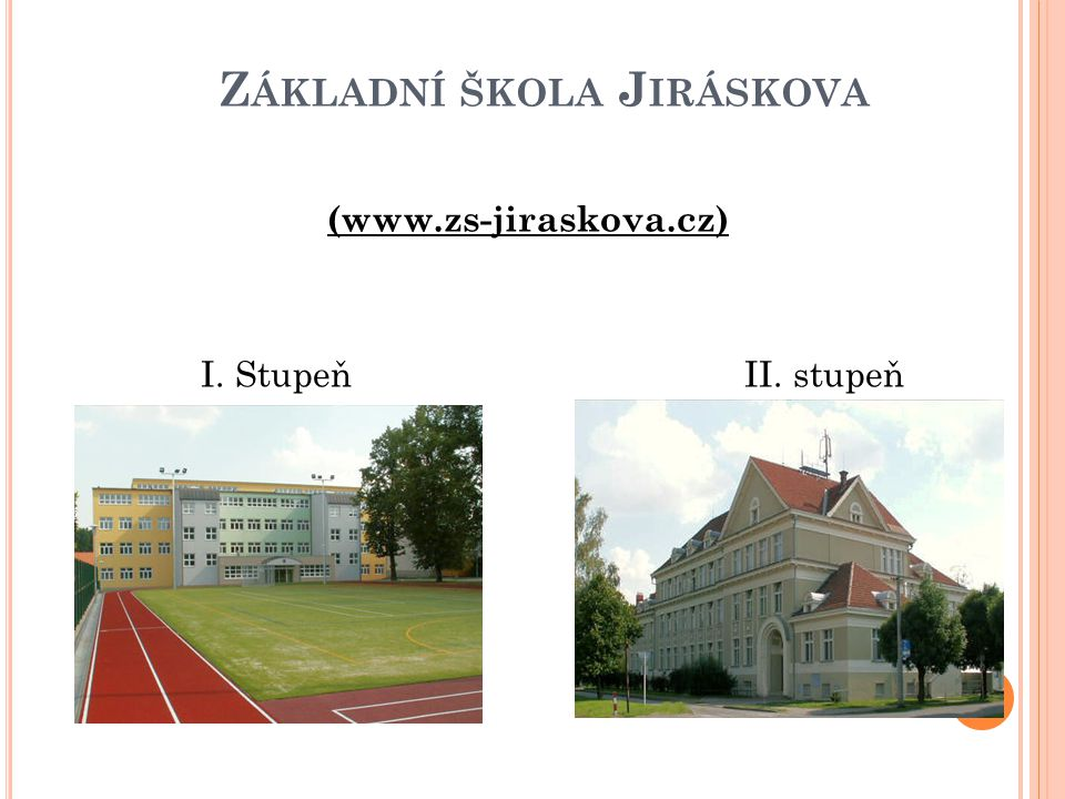 Základní škola Jiráskova