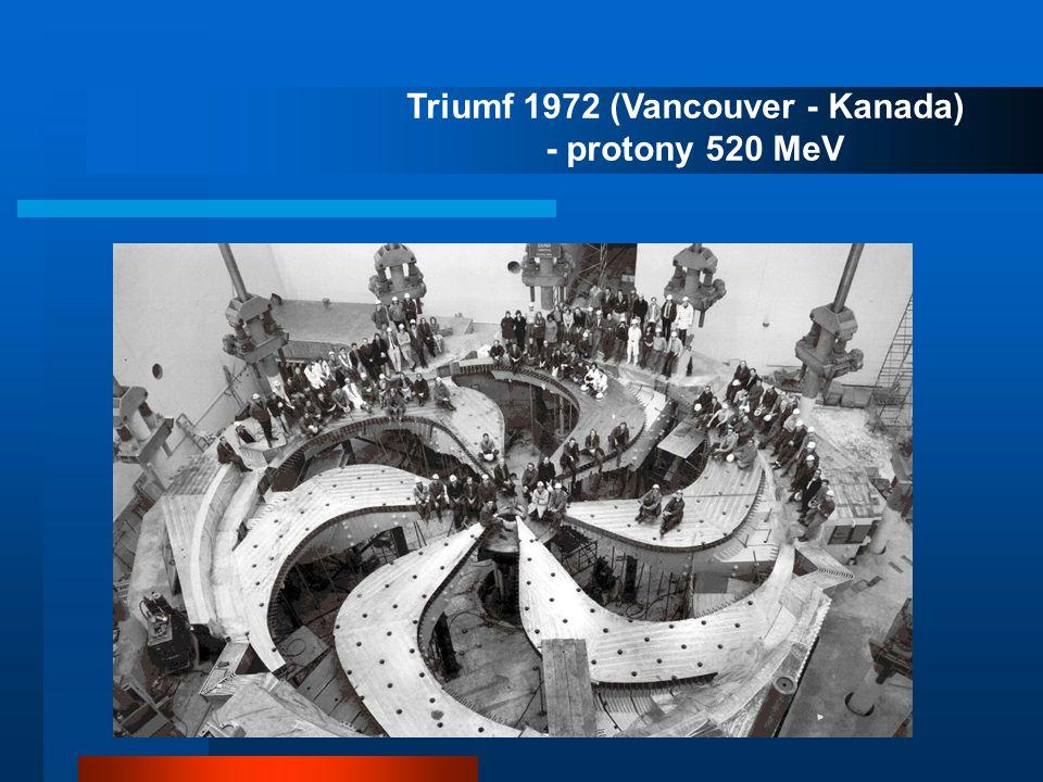 Triumf 1972 (Vancouver - Kanada)