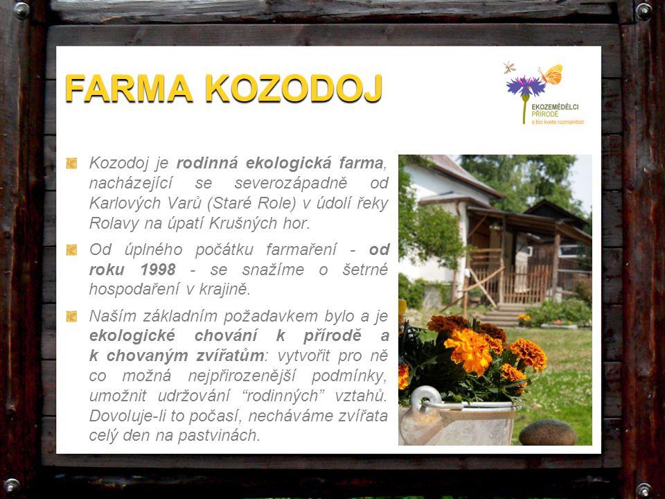 FARMA KOZODOJ