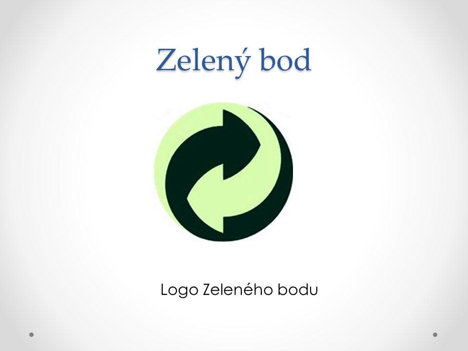 Zelený bod Logo Zeleného bodu