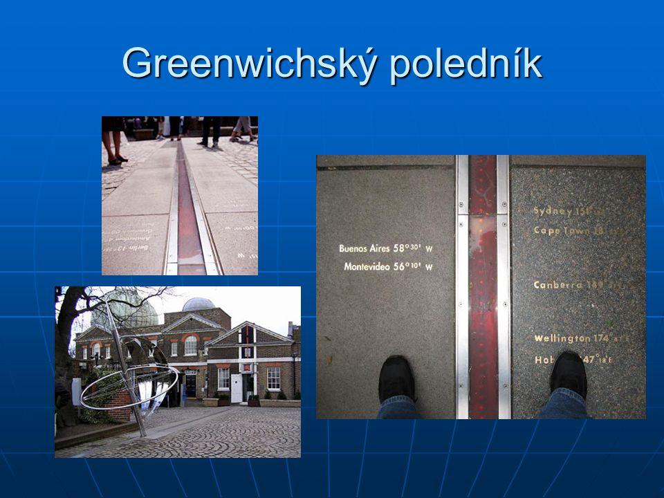 Greenwichský poledník
