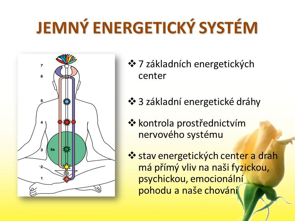 JEMNÝ ENERGETICKÝ SYSTÉM