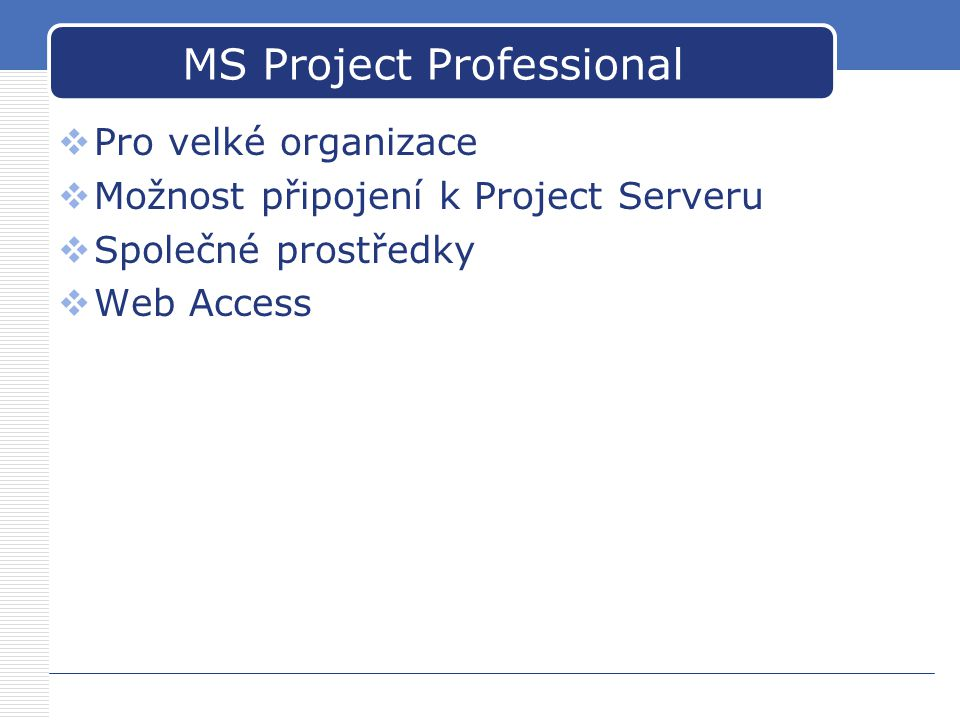 MS Project Professional