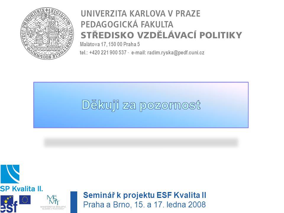 Malátova 17, 150 00 Praha 5 tel. : +420 221 900 537 · e-mail: radim