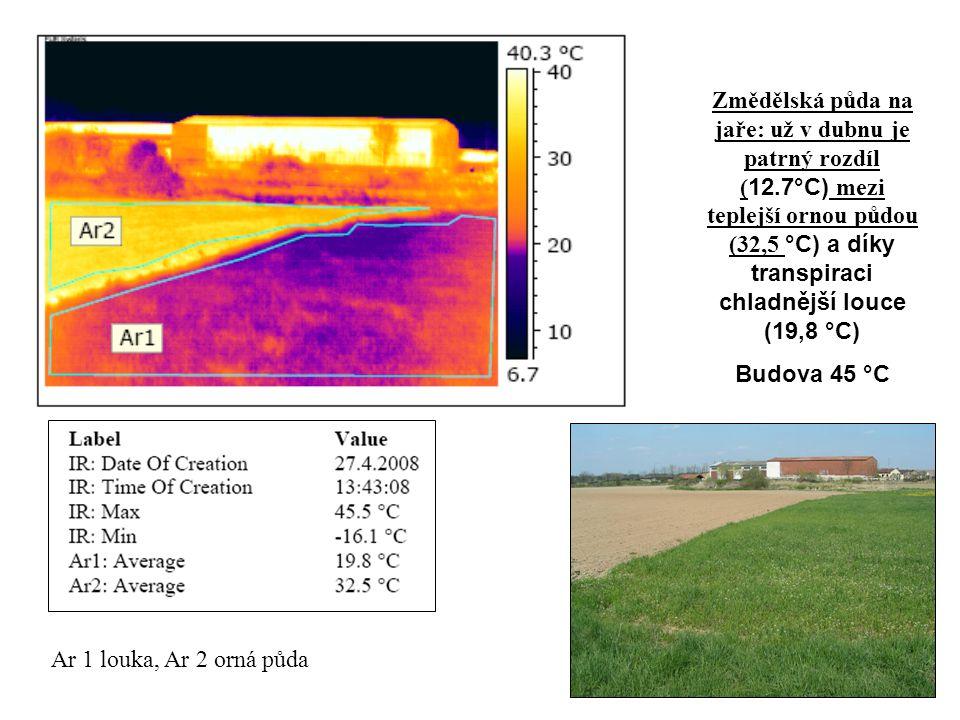 Změdělská půda na jaře: už v dubnu je patrný rozdíl (12