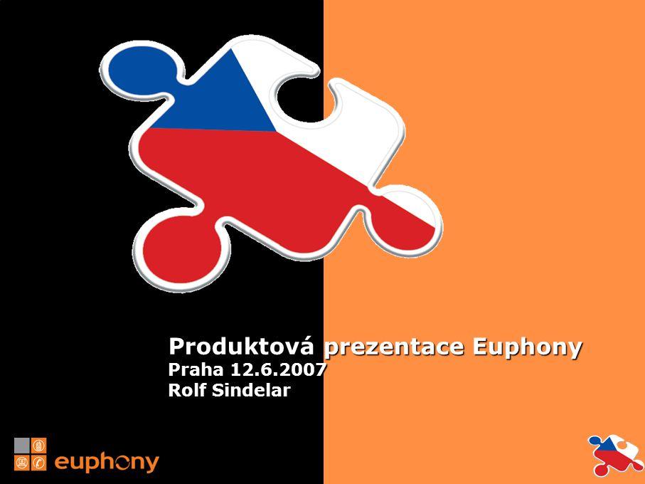 Produktová prezentace Euphony
