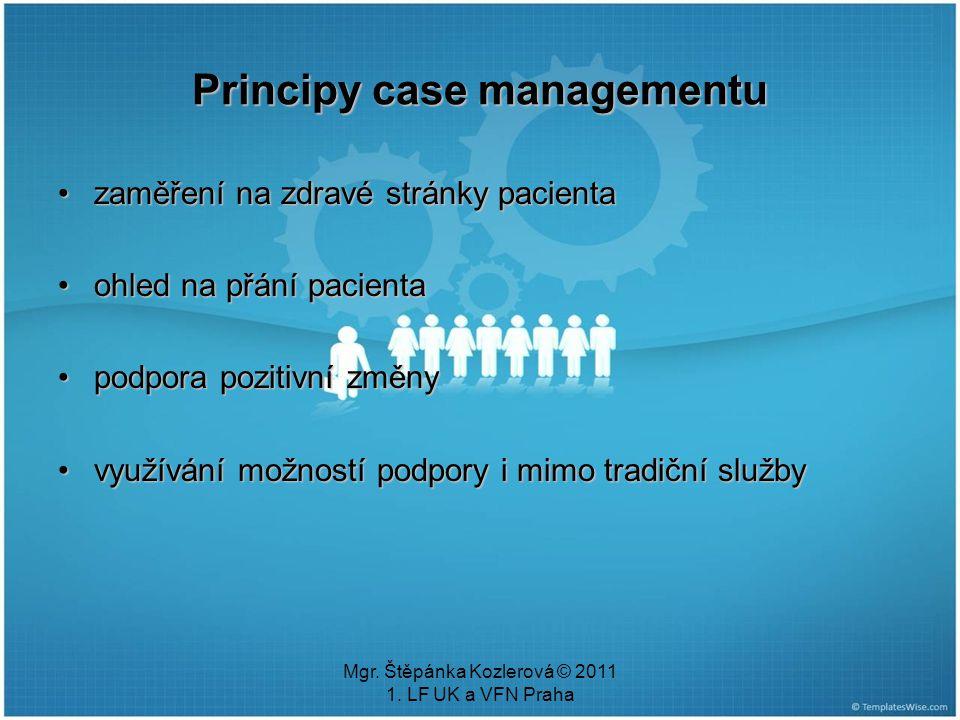 Principy case managementu