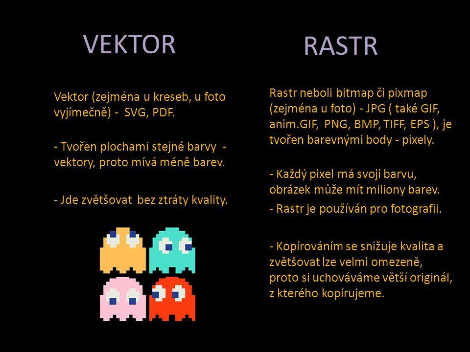 VEKTOR RASTR.