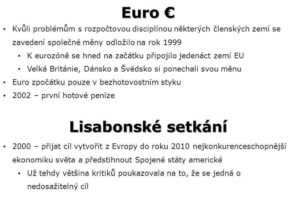 Euro € Lisabonské setkání
