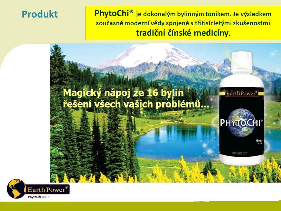 Produkt PhytoChi® je dokonalým bylinným tonikem.