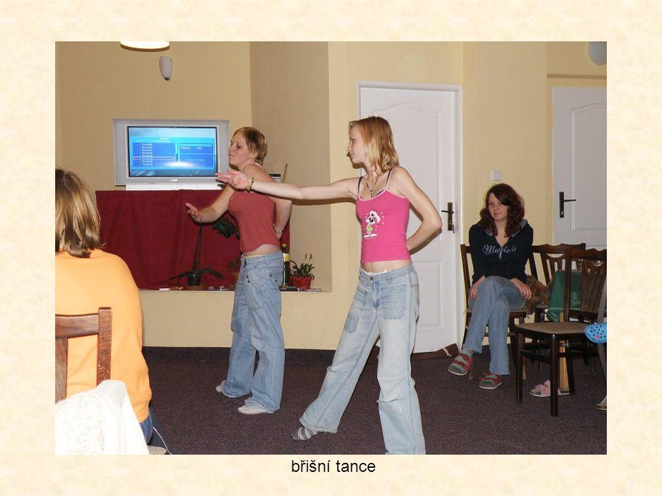 břišní tance