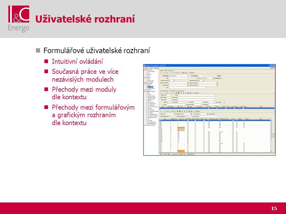 Uživatelské rozhraní (2)