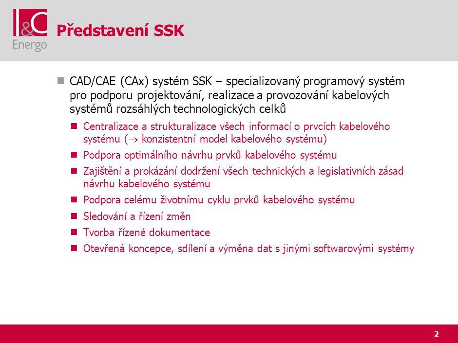 Popis kabelového systému