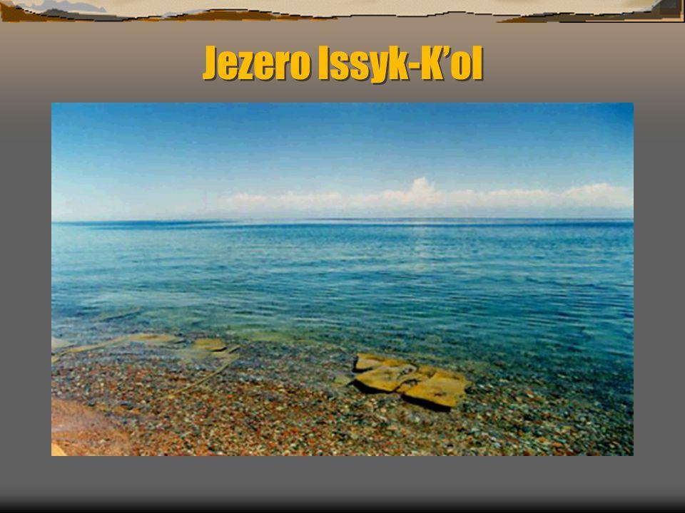 Jezero Issyk-K'ol