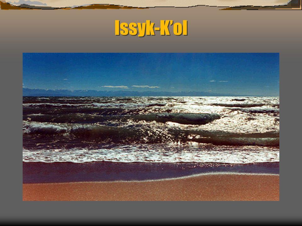 Issyk-K'ol
