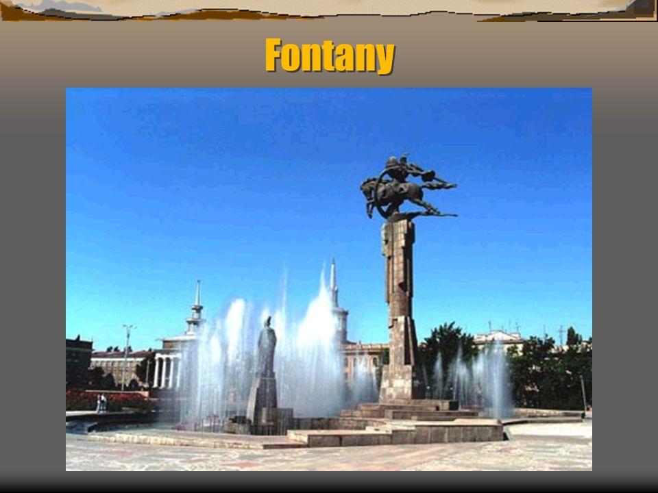 Fontany