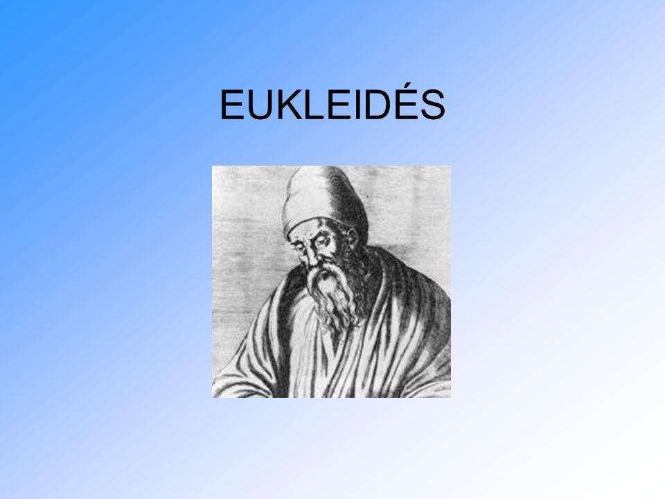 EUKLEIDÉS