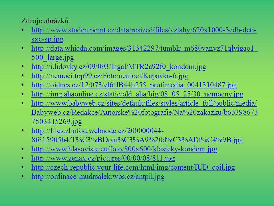 Zdroje obrázků: http://www.studentpoint.cz/data/resized/files/vztahy/620x1000-3cdb-deti-sxc-sp.jpg.