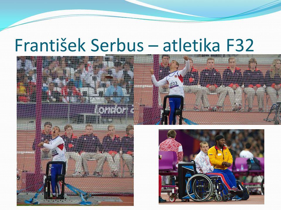 František Serbus – atletika F32