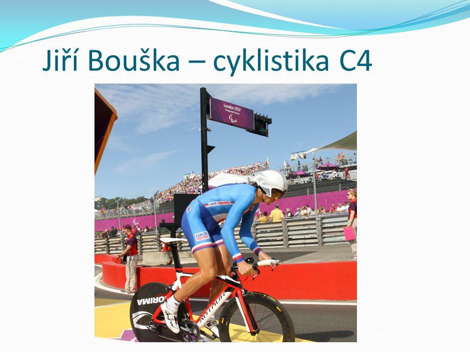 Jiří Bouška – cyklistika C4