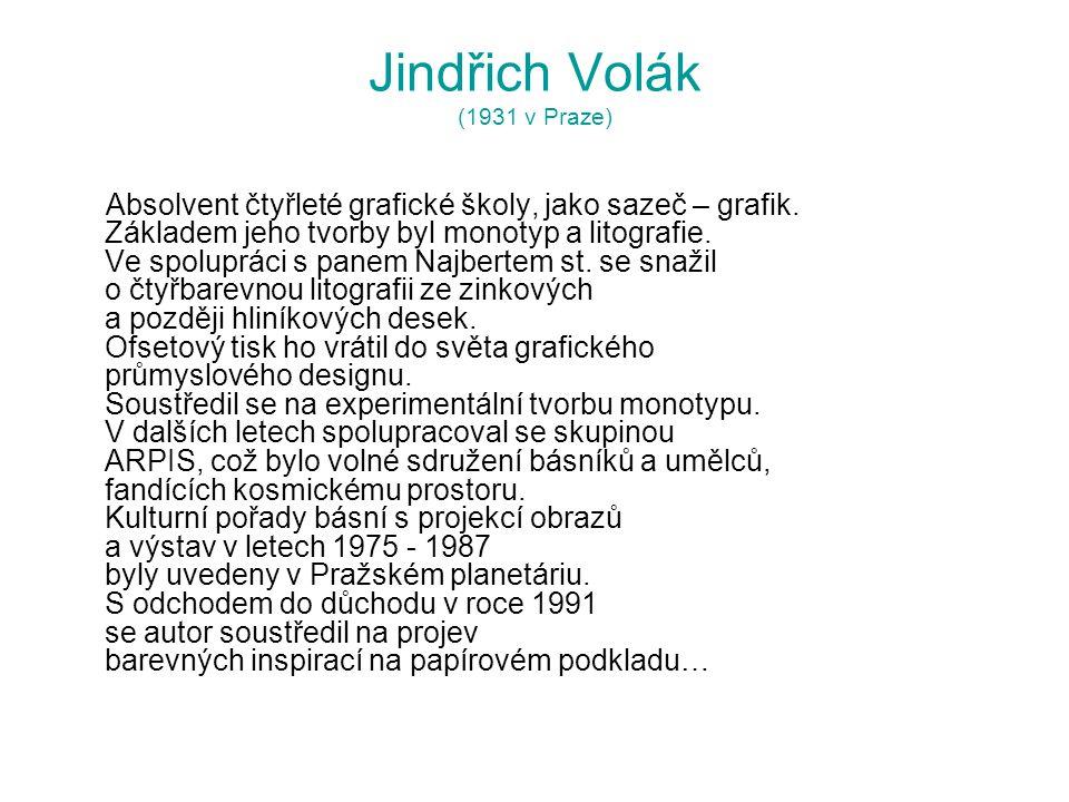 Jindřich Volák (1931 v Praze)