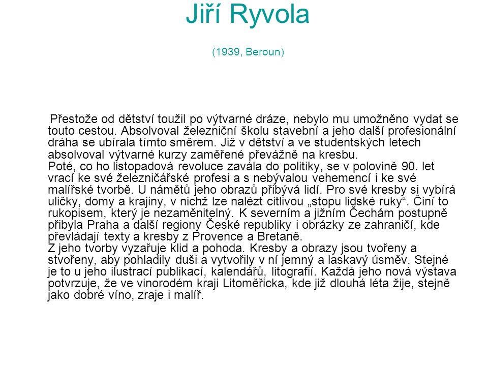 Jiří Ryvola (1939, Beroun)
