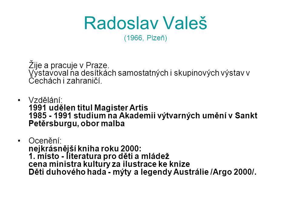 Radoslav Valeš (1966, Plzeň)