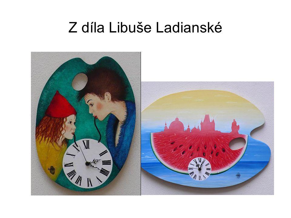 Z díla Libuše Ladianské