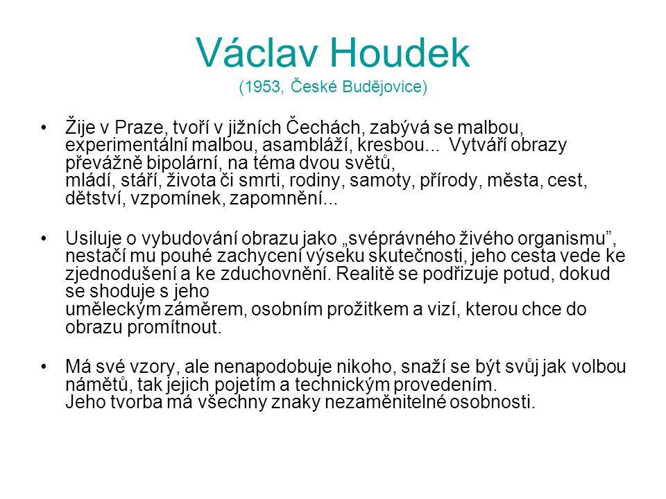 Václav Houdek (1953, České Budějovice)