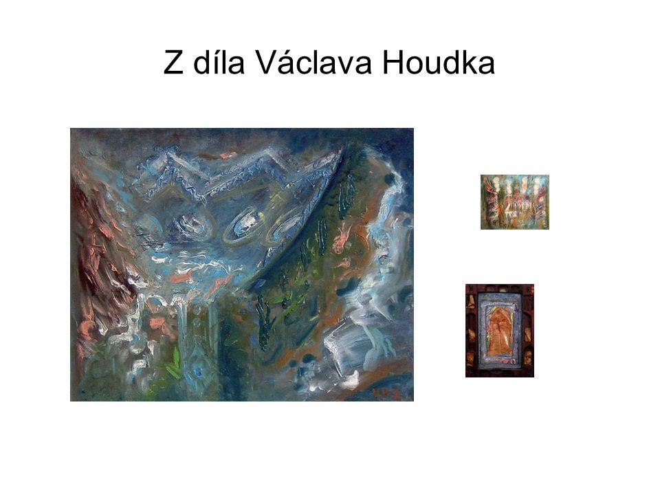 Z díla Václava Houdka