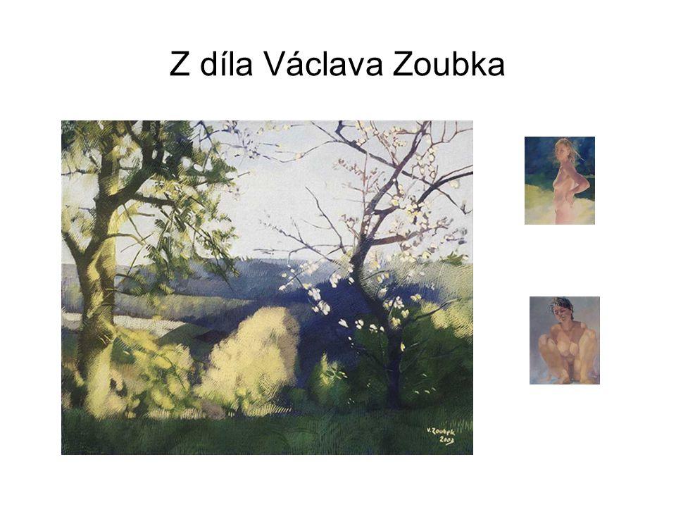 Z díla Václava Zoubka
