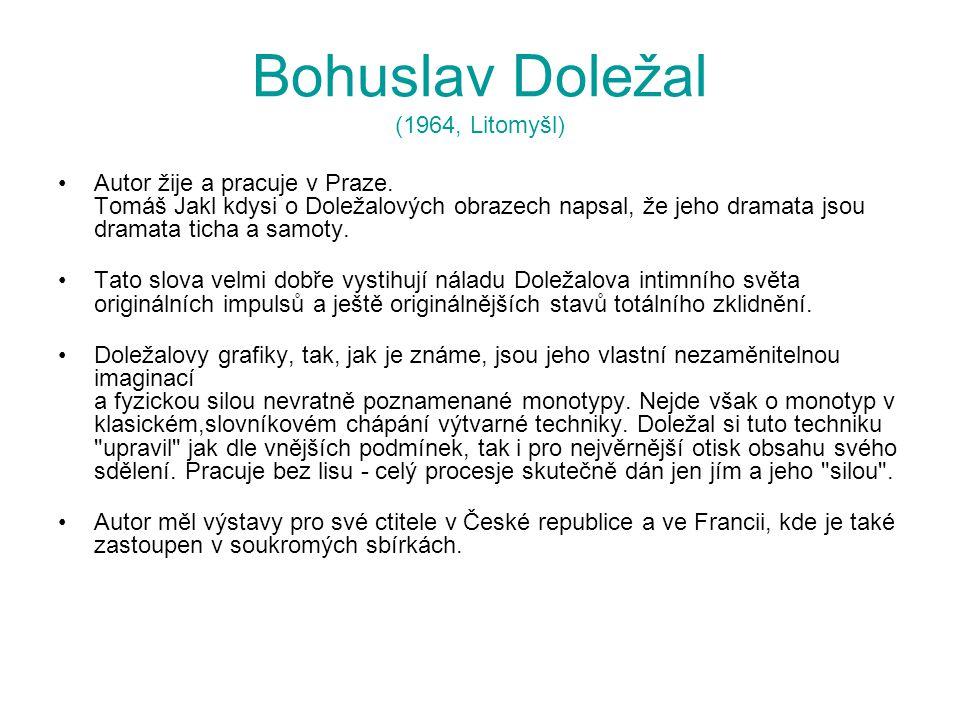 Bohuslav Doležal (1964, Litomyšl)