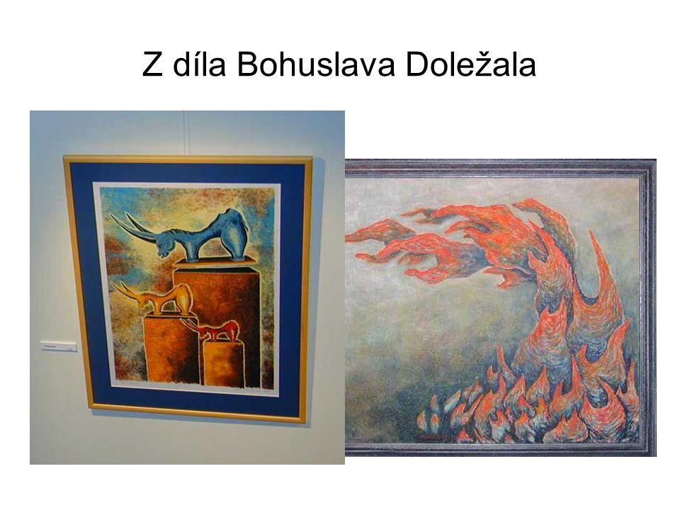Z díla Bohuslava Doležala