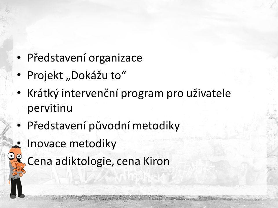 Představení organizace