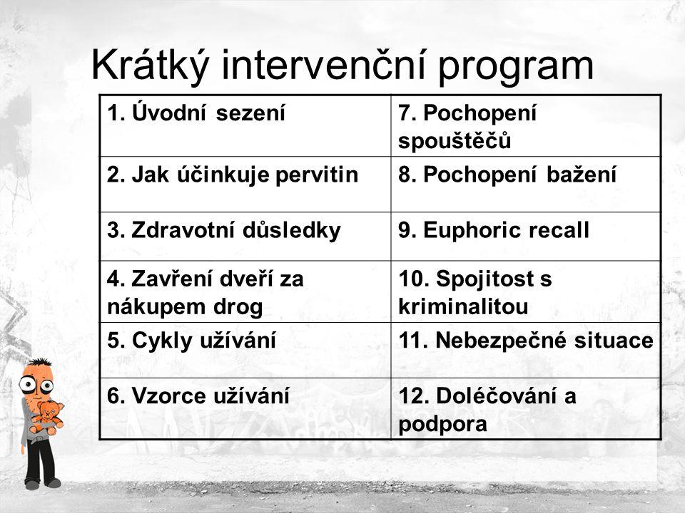 Krátký intervenční program