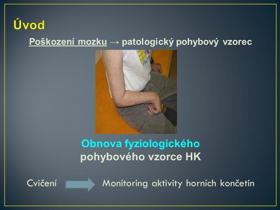 Úvod Obnova fyziologického pohybového vzorce HK