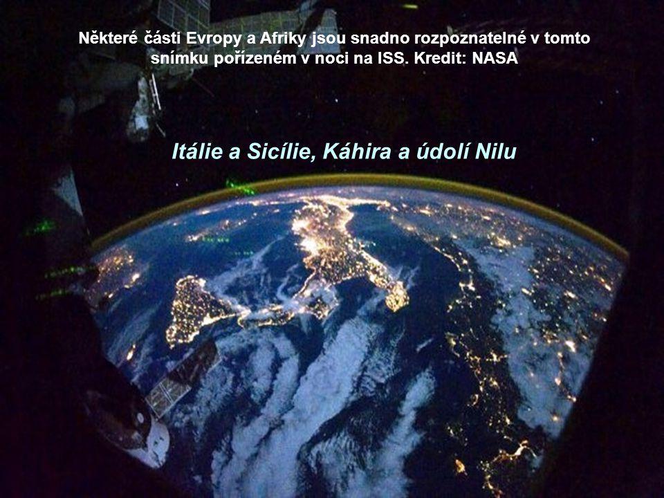 Itálie a Sicílie, Káhira a údolí Nilu