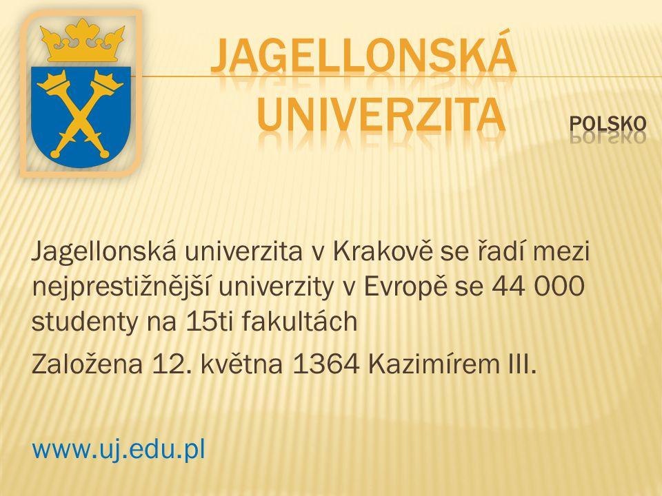 Jagellonská univerzita Polsko