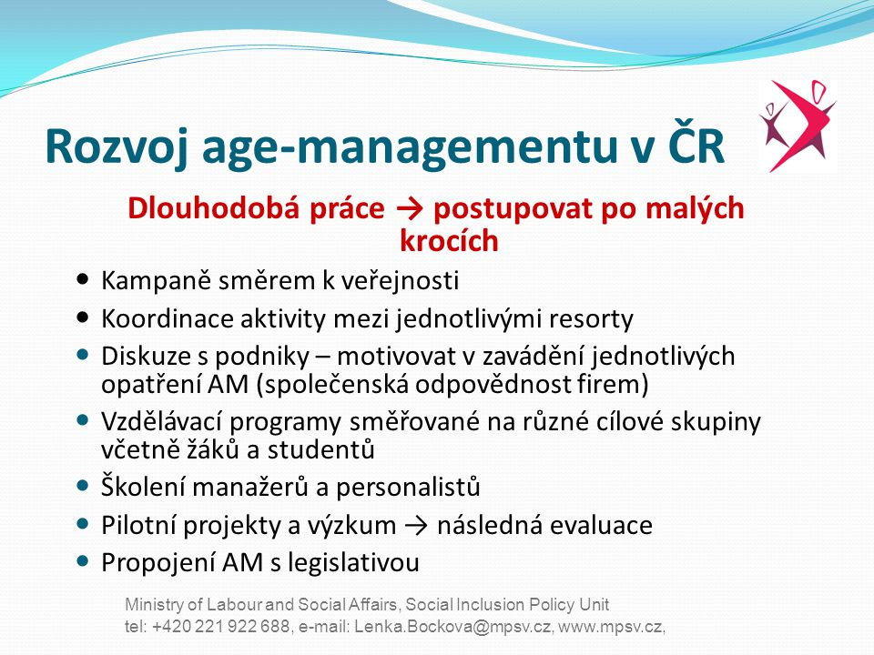 Rozvoj age-managementu v ČR