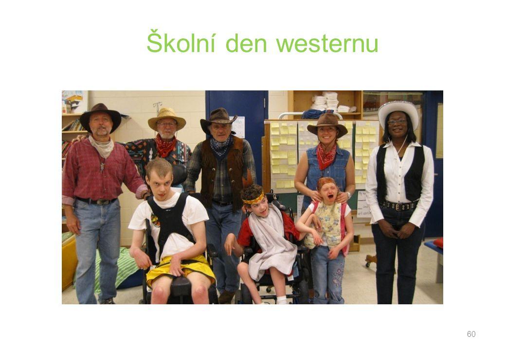 Školní den westernu