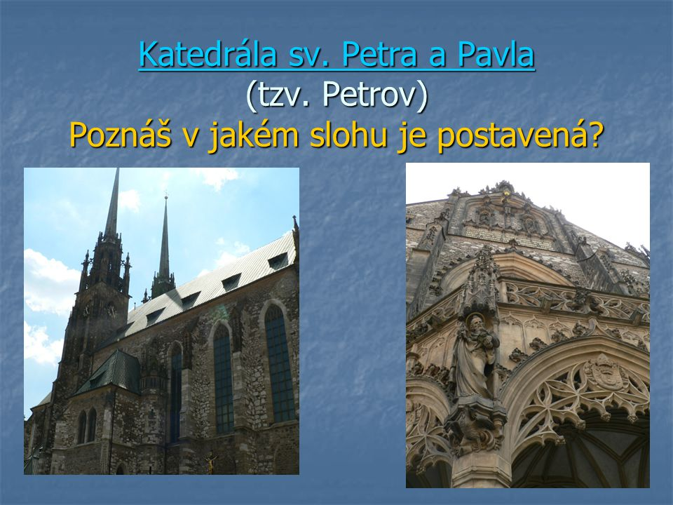 Katedrála sv. Petra a Pavla (tzv