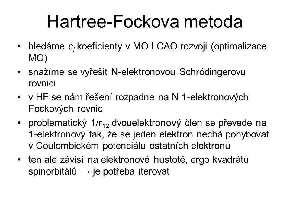 Hartree-Fockova metoda