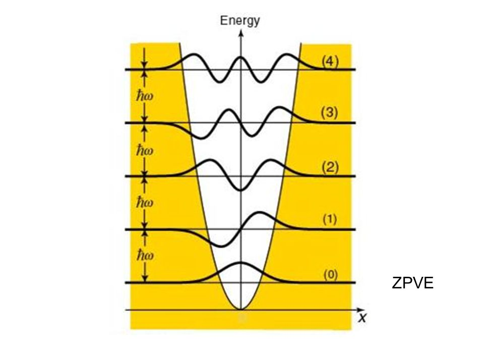 ZPVE zero-point vibrational energy