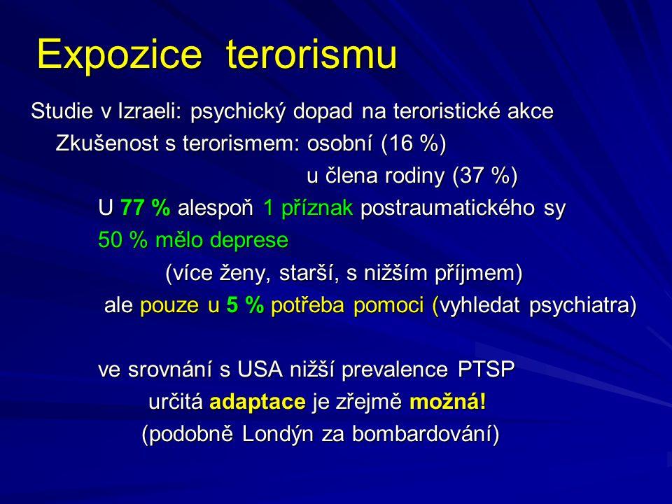 Expozice terorismu